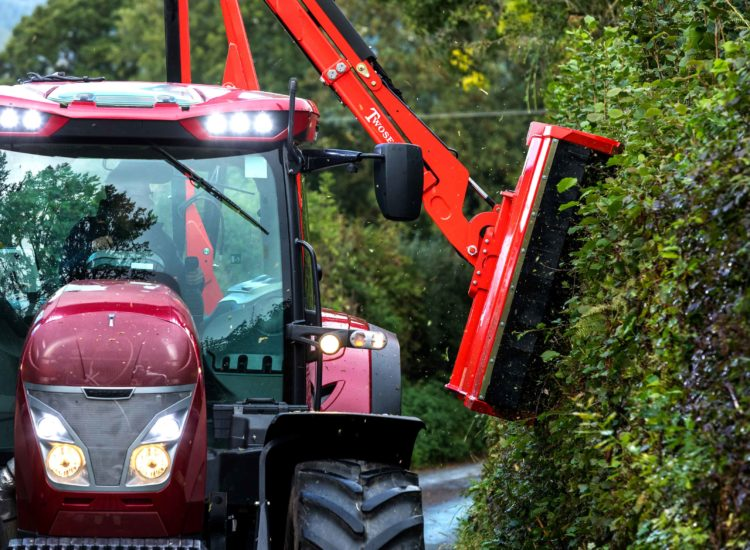 Twose - TW67T-5 Hedge Cutter